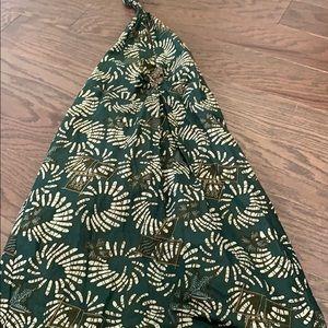 Dresses & Skirts - Halter mini dress